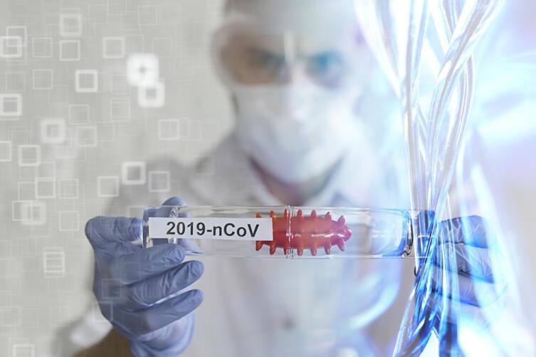 Единственный способ остановить марш SARS-CoV-2 — прививаться