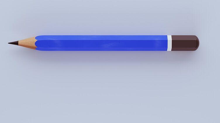 Как появился простой карандаш?