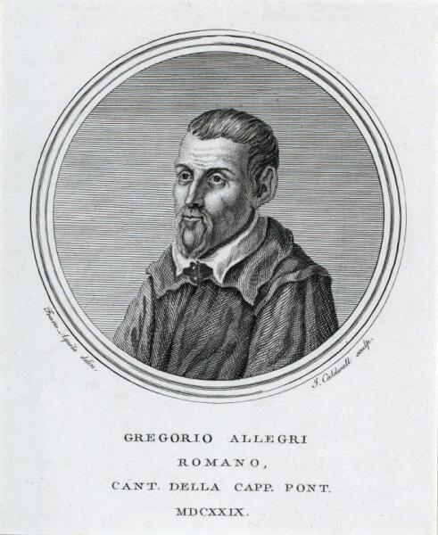 Грегорио Аллегри