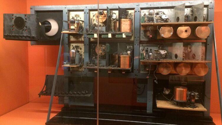 Первый работоспособный блок РЛС, созданный Робертом Уотсон-Уоттом и его командой