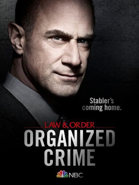 Постер к т/с «Закон и порядок: Организованная преступность», 2021 г.