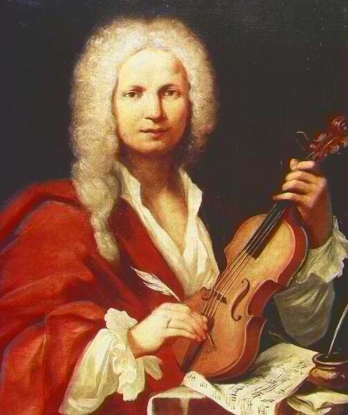 Предположительный портрет Вивальди
