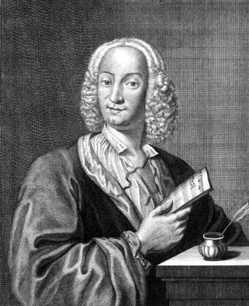 Антонио Лучо Вивальди, 1725 г.