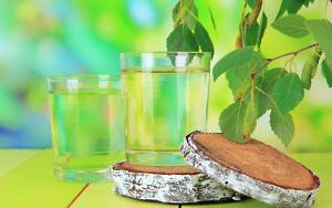 Чем полезен березовый сок и как закатать его в банки?