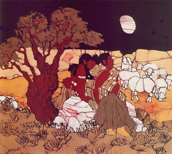 Кэт Ехлинг, «Полная луна»
