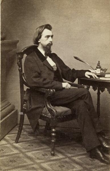 Джон Джордж Николай