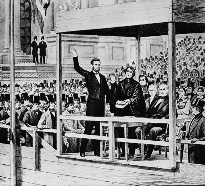 Инаугурация Линкольна