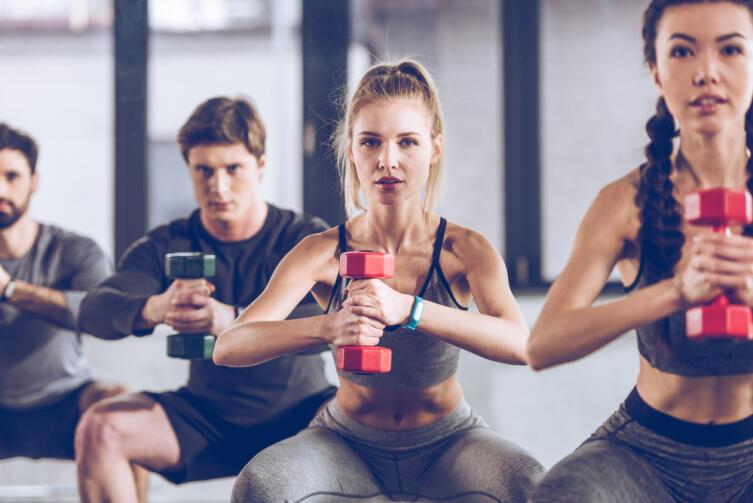 Делайте упражнения везде