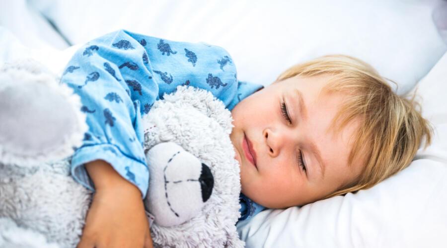 Как уложить ребёнка спать вечером за 15 минут?