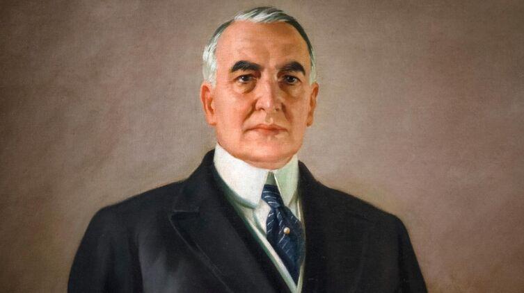 Уоррен Гамалиэль Гардинг