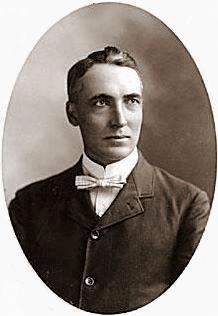 Уоррен Гамалиел Гардинг в 1882 г.