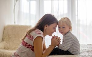 Как и зачем хвалить своего  ребёнка?