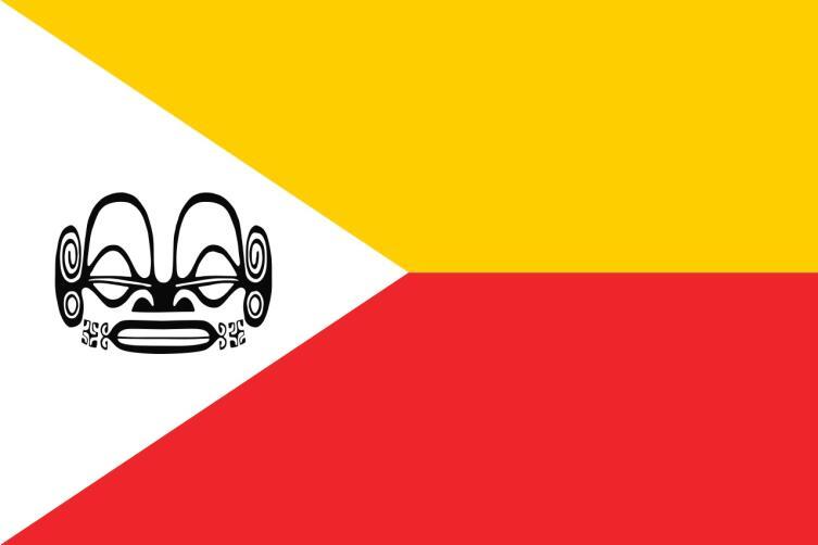 Флаг Маркизских островов