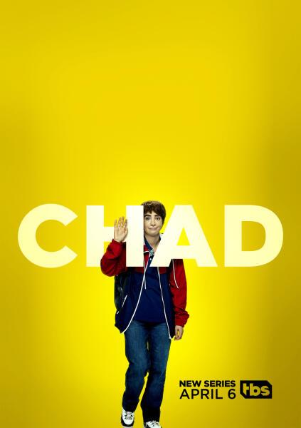 Постер к т/с «Чэд», 2021г.