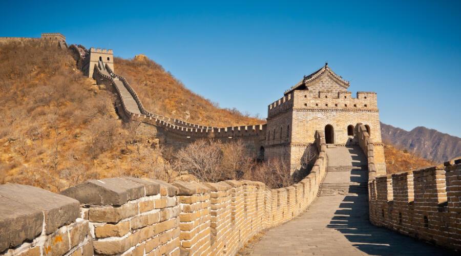 Как строилась Великая Китайская стена?
