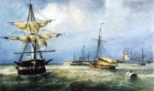 Как служил Отечеству адмирал Д. Н. Сенявин?