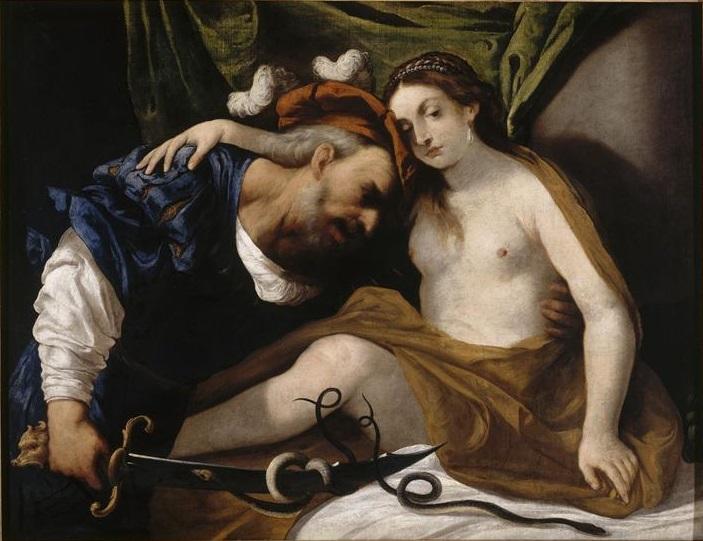 Пьетро делла Веккиа, «Тиресий превращается в женьщину»