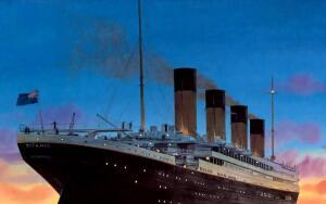 Как начинался знаменитый рейс «Титаника»?