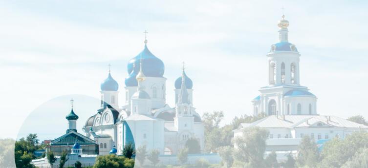 Часовня, Киворий и Благовещенская церковь