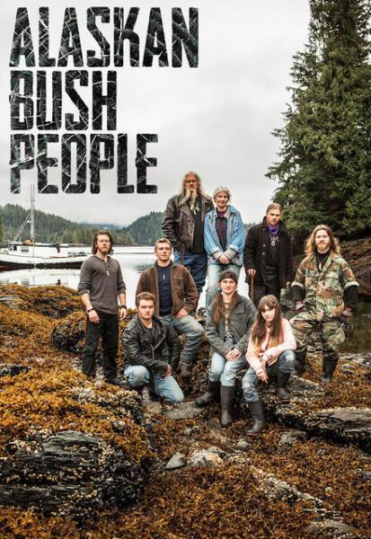 Постер к т/с «Аляска: семья из леса»