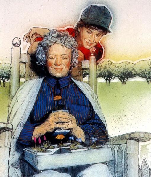 Джеффри Терресон, «Счастье бабушки»