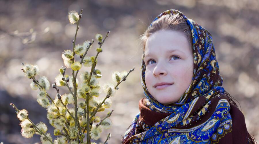 Что мы знаем о традициях и обрядах Вербной недели?