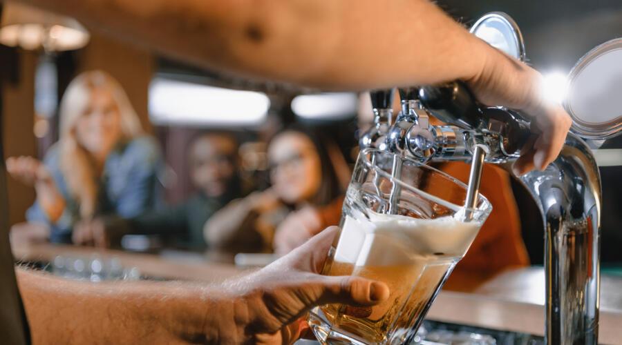 Производство пива. Что такое завет чистоты?