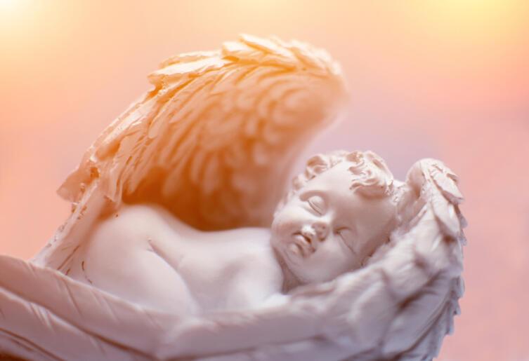 Ангелы — трепетные и нежные существа