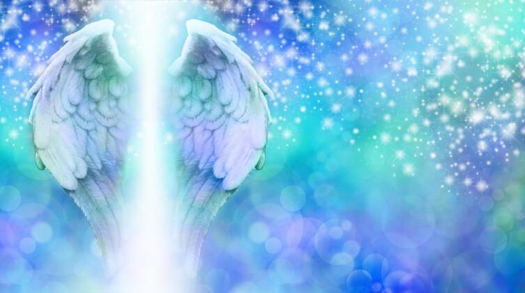 Благодарите ангелов за то, что они у вас есть