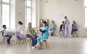 Чем отличаются очереди в медучреждениях?