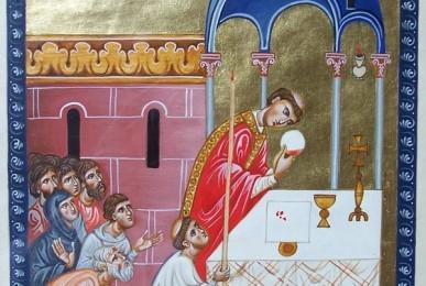 Евхаристическое чудо в Больсене в 1264 г.
