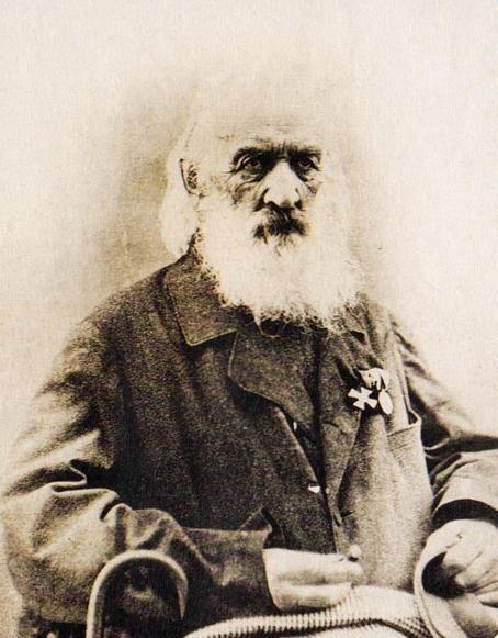 Сергей Волконский в 1864 г.