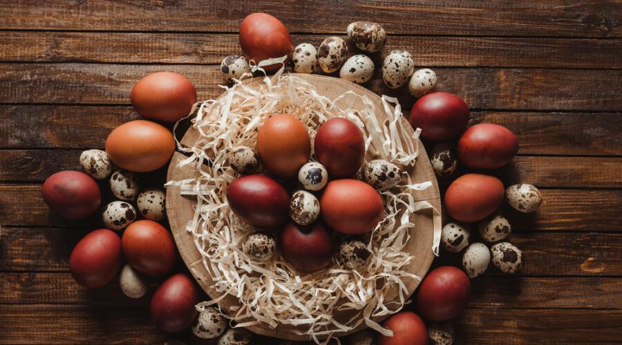 Как сделать яйца хитом пасхального стола?