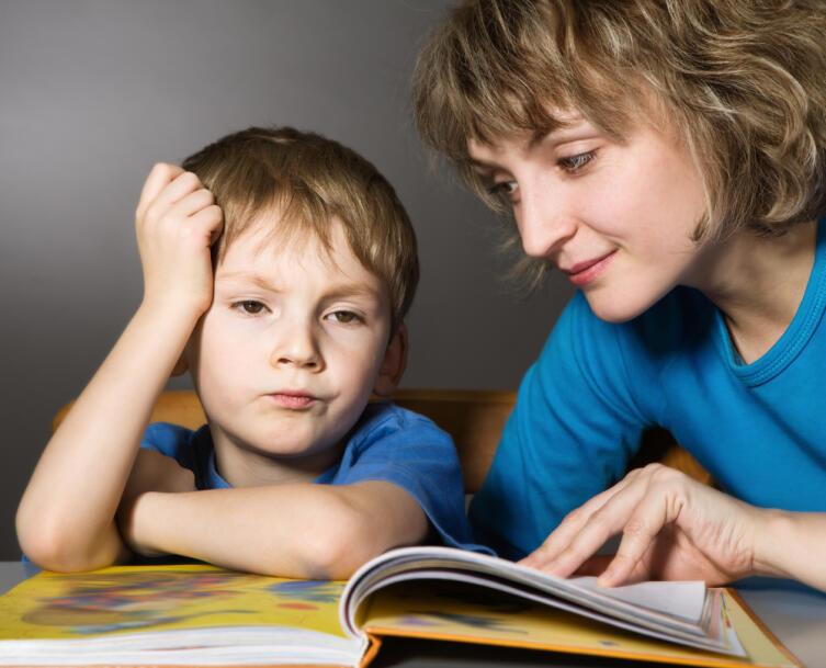 Наличие естественной толерантности позволяет малышу принимать родителей в любом виде