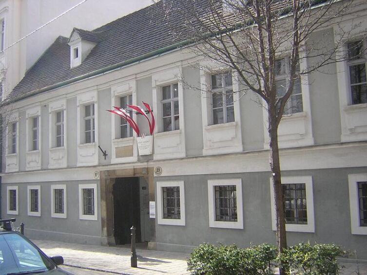 Последний дом Гайдна в Вене, ныне музей