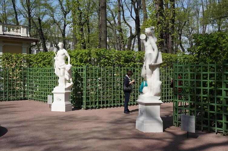 В Летнем саду