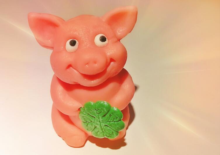 Марципановая свинка