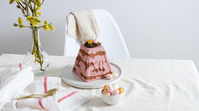 Как приготовить к Пасхе нежную и вкусную творожную паску?