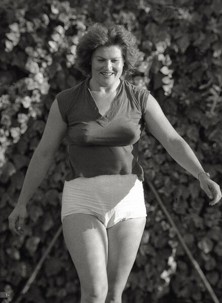 Нина пономарева. Олимпийские игры 1960 г. в Риме