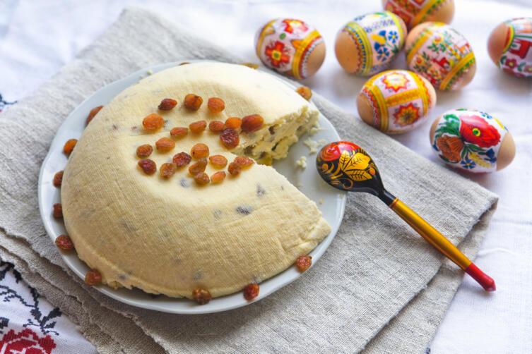 Какие блюда готовят на Пасху?
