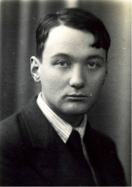 Лев Гумилев, 1934 г.