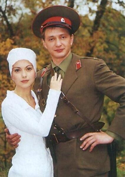 Какие российские экранные кинопары особенно гармонично смотрятся в кадре?