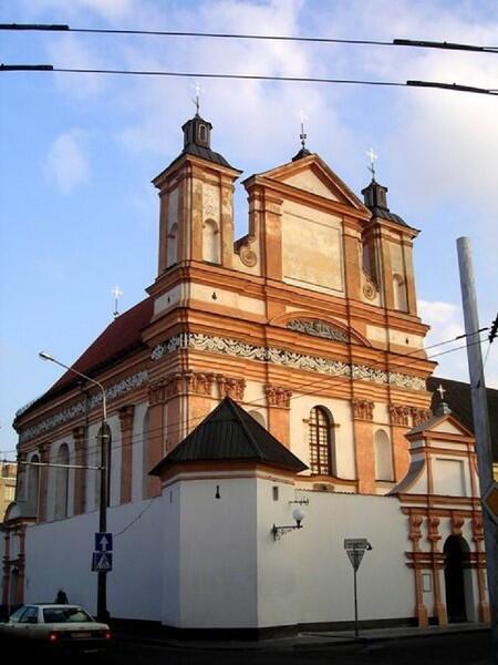 Церковь бригитток