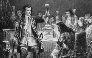 Что подавали гостям на королевских пиршествах много веков назад?