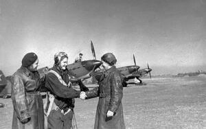 Как воевали женщины-лётчицы?