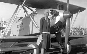 Как женщины-летчицы стали знаменитыми в 1930-е годы?