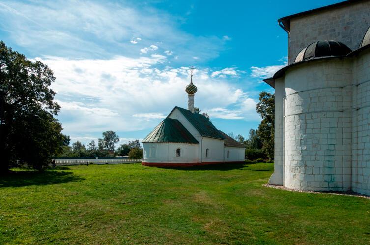 Церковь Святого архидиакона Стефания