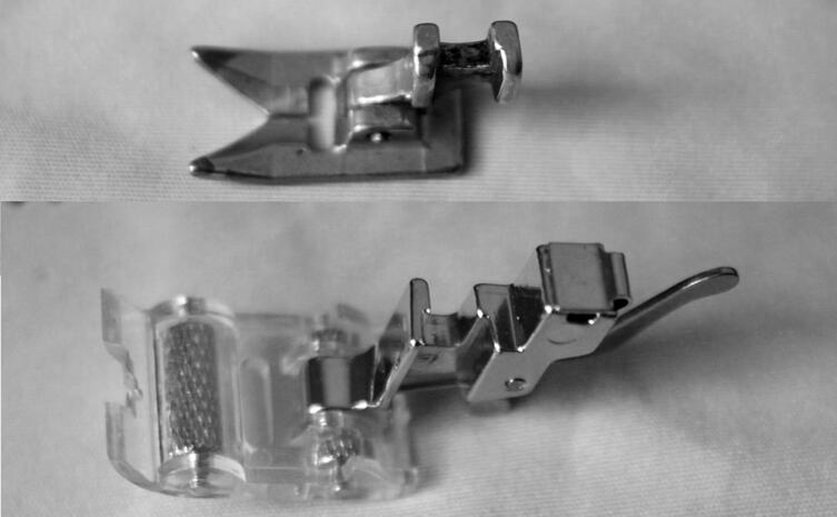 Конфигурация крепежного паза
