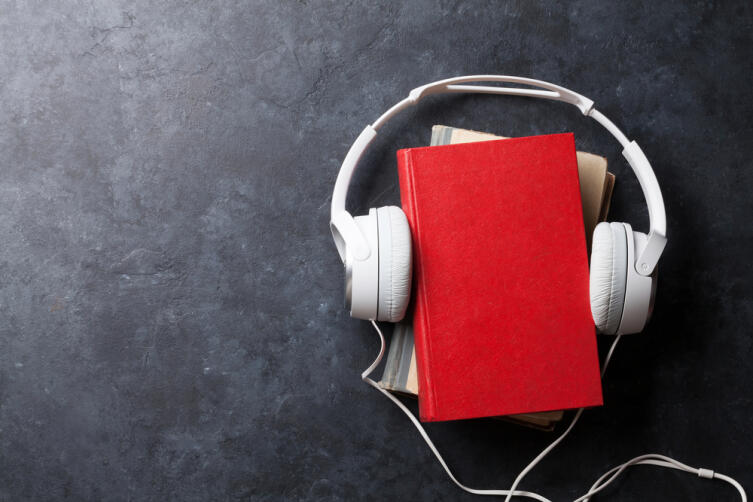 Для развлечения аудиокниги очень хороши