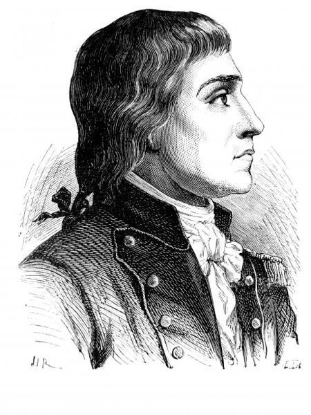 Руже де Лиль, автор Марсельезы